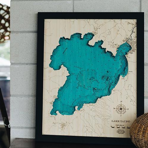 Lake Taupō Lge 79 x 63