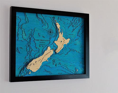 New Zealand Lge 79 x 63