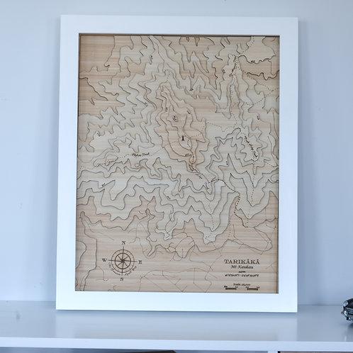Mt Kaukau 42 x 52