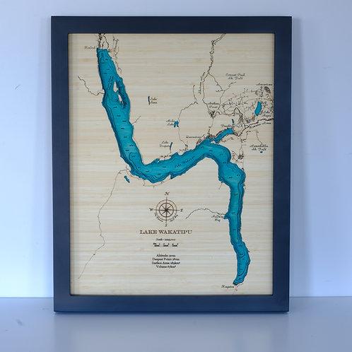 Lake Wakatipu 42 x 52