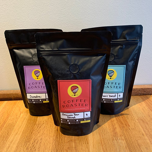 Coffee 3 Variety Gift Pack