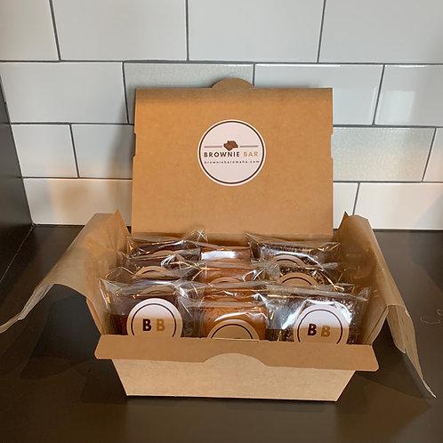 Twelve Pack Naked Brownies