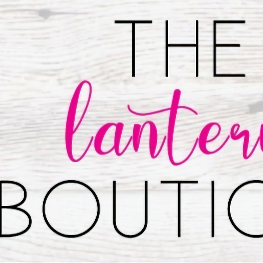 Popup on the Patio: The Lantern Boutique