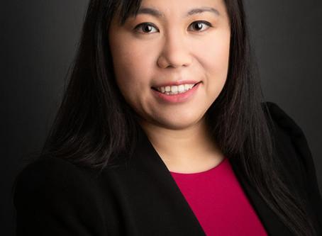 Meet Eva Wang, Staff Accountant