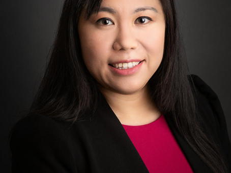 Meet Eva Wang, Staff Accountant