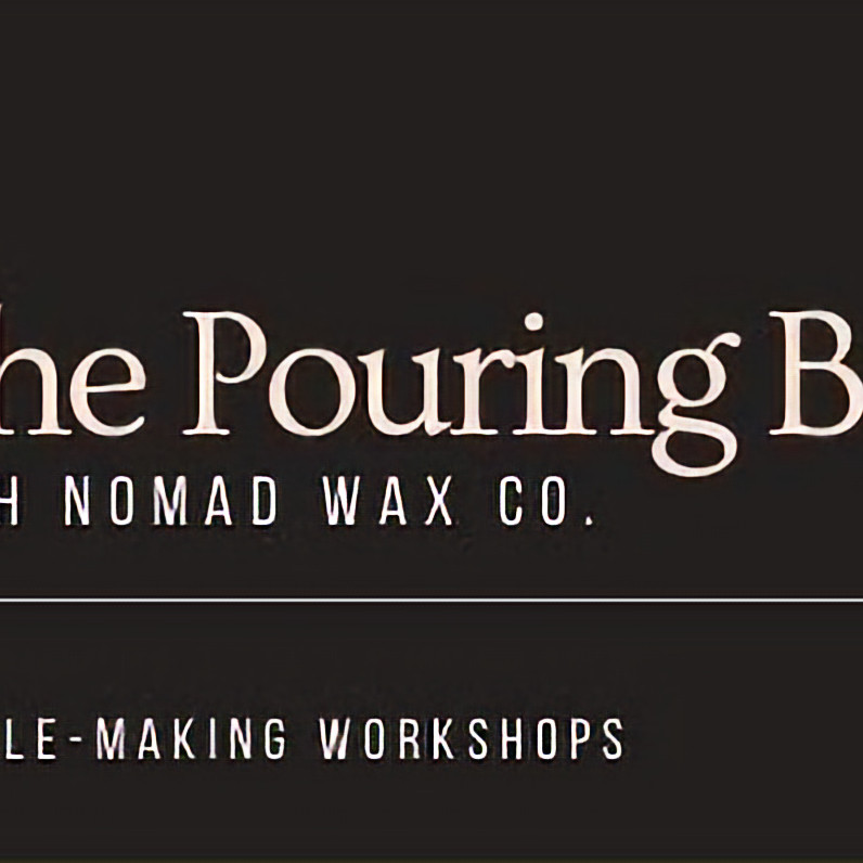 Make Your Own Candle Workshop