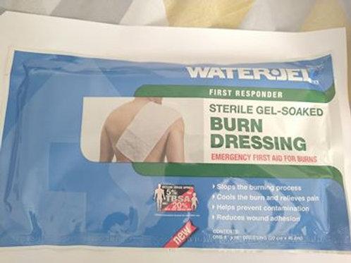 WaterJel  Sterile Gel-Soaked burn dressing