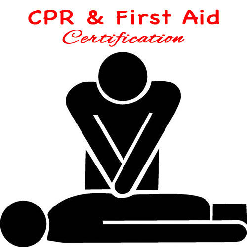 CPR & First Aid, AED Certification