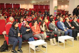 Vorträge an Universitäten in Gaziantep und Ankara
