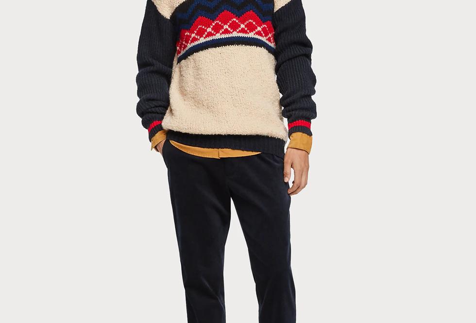 Teddy Knit Pullover