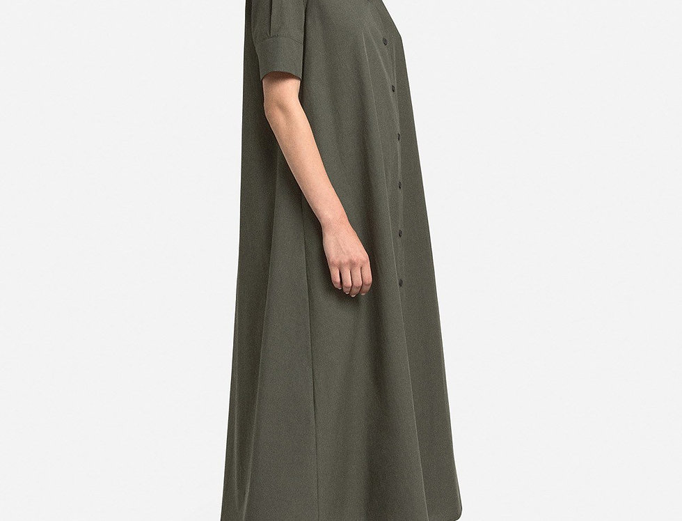 Vestido poplin -Ottod'Ame