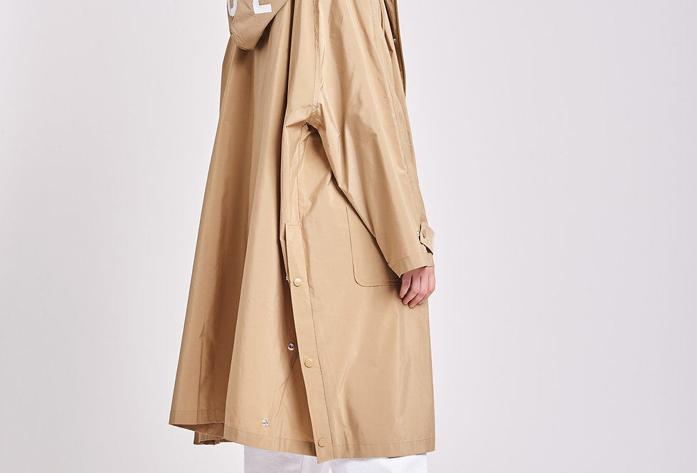 Trench coat oversized - Vicolo