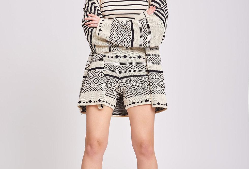 Shorts Jacquard  - Vicolo