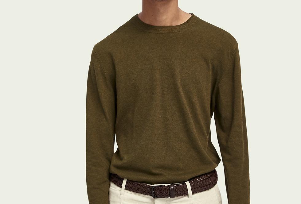 Pullover crewneck