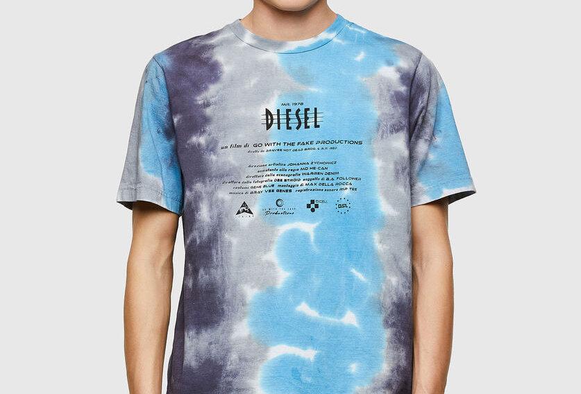 T-JUST-E13 Camiseta  - Diesel