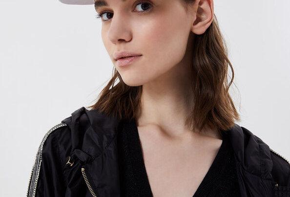 Chapéu com viseira - Liu.jo