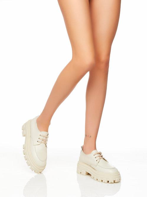 Sapato plano