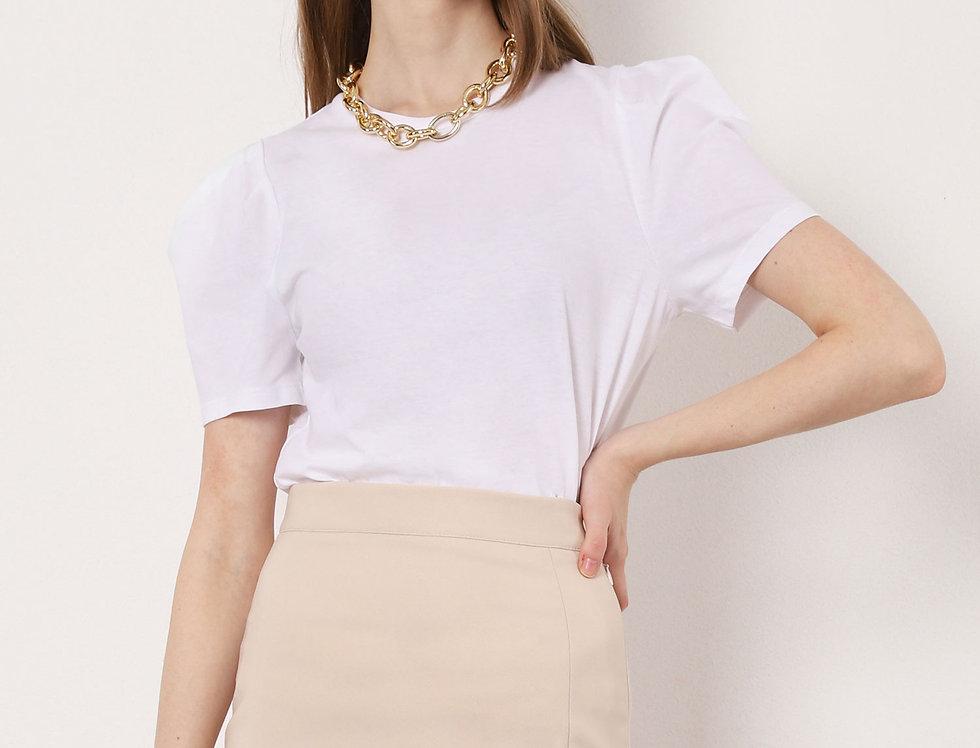 Tshirt com colar - Imperial