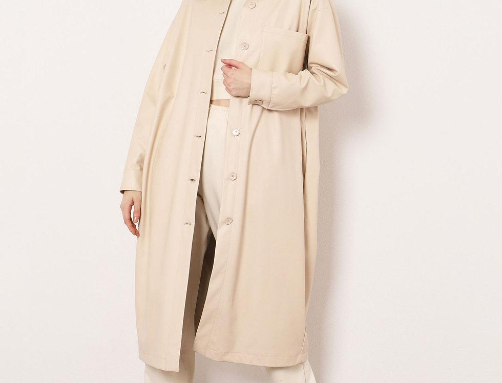 Jaqueta de Ecopele - Imperial