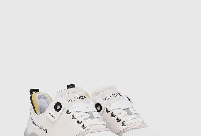 S-BRENTHA LC  Low top sneakers with chunky sole