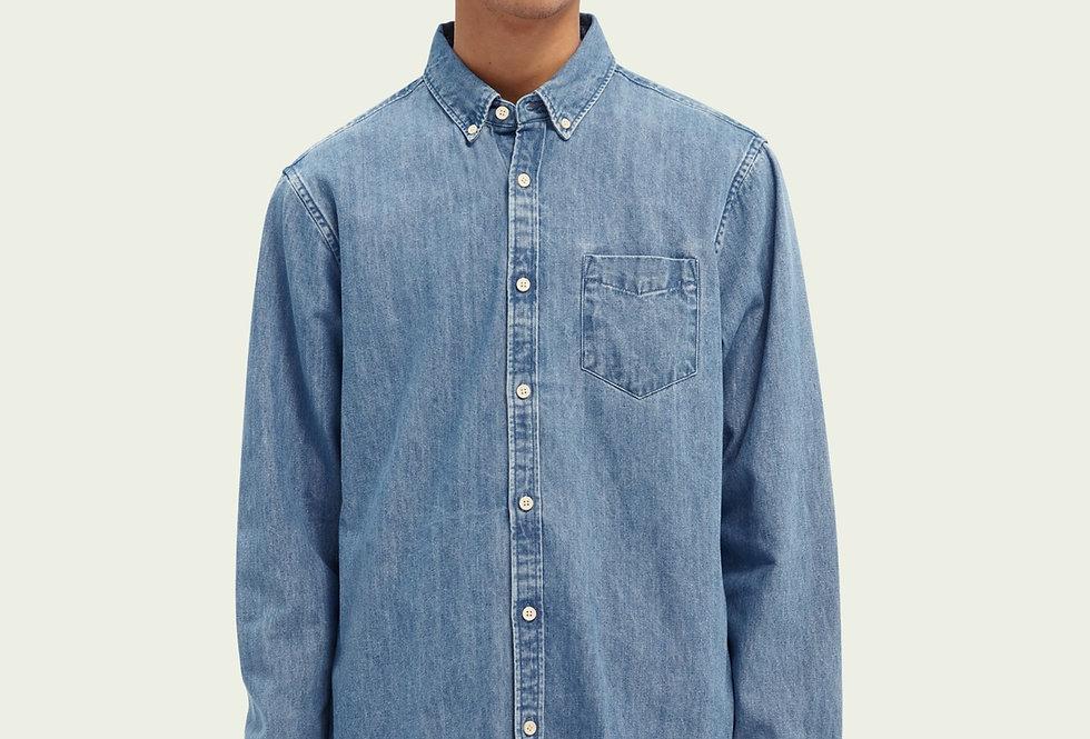 Camisa de algodão orgânico  - Scotch
