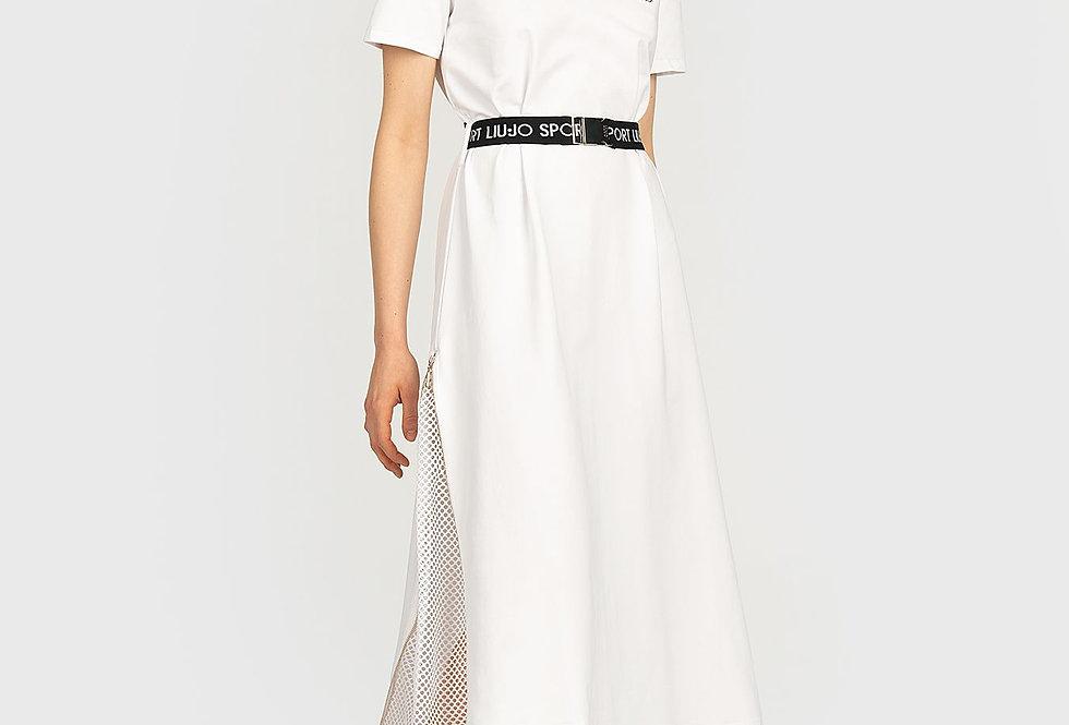 Vestido com decote V - Liu-jo