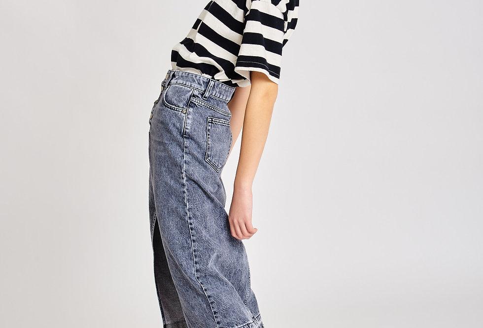 Saia jeans Midi  - Vicolo