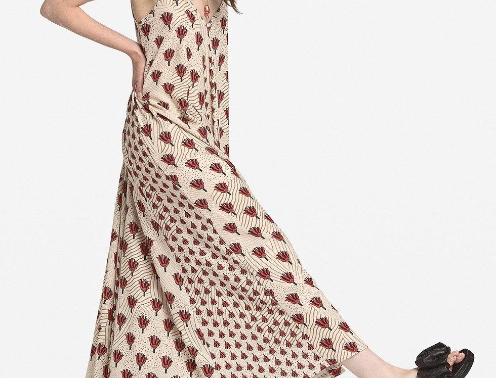 Vestido  patchwork   -Ottod'Ame