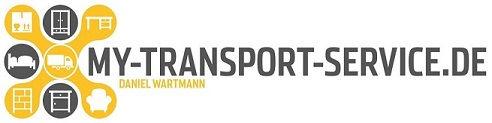 Logo: My Transport Service, Inhaber Daniel Wartmann, Umzüge und Kleintransporte in Hamburg & Umgebung - Impressum.