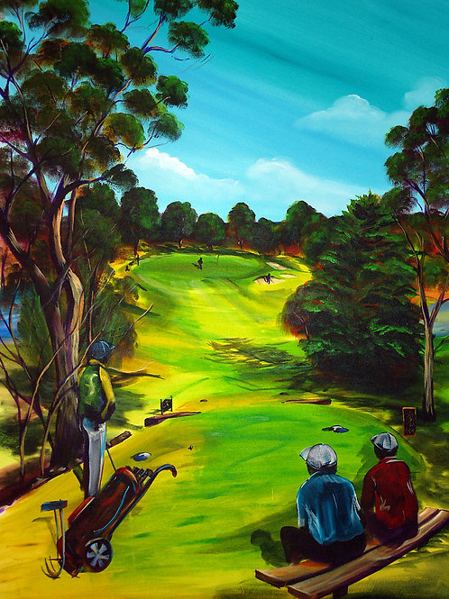 10th Australian Masters titles - Golf - the Vines