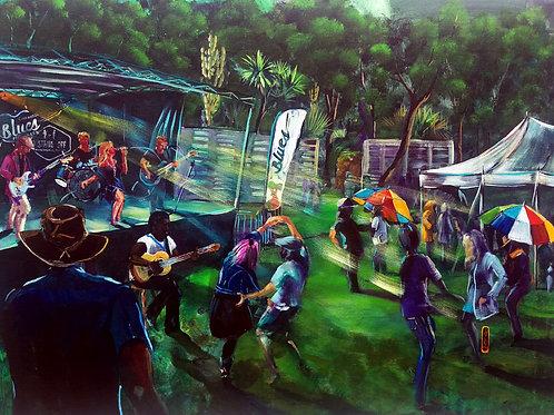 GIRRAKOOL Blues Festival Penang Gardens Gosford