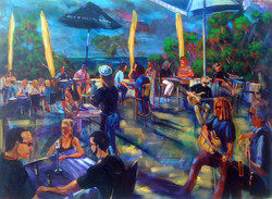 Beach break bar Agnes surf club smll