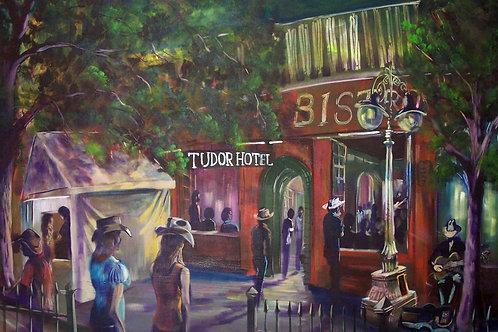TCMF -Portrait of the Tudor Hotel
