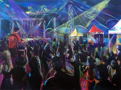 Airlie Beach Music Festival collection 'sound & lighting'