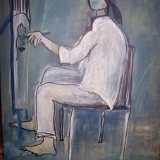 Bobo paint - Nobu Hama