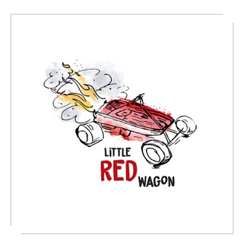 Little Red Wagon - Brand Visioning by Grey Street Studios