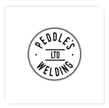 Peddle's Welding - Logo Design by Grey Street Studios