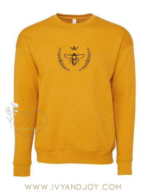 BEE ADULT SWEATER