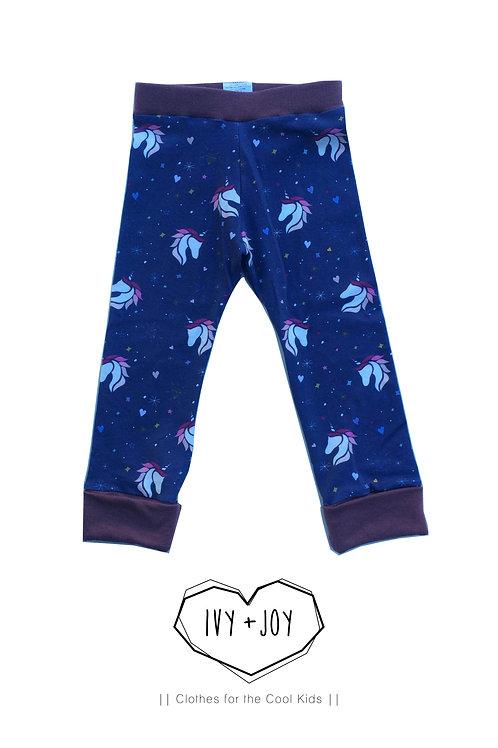 Unicorn Leggings 3-4yrs