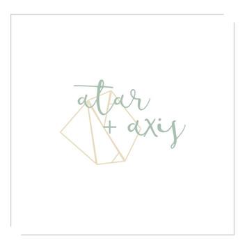 Atar and Axis - Brand Visioning by Grey Street Studios
