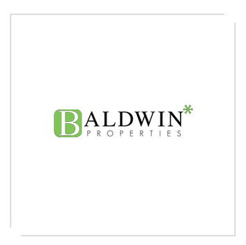 Baldwin Properties - Corporate Logo Design by Grey Street Studios