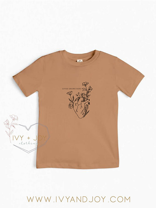 Love Grows Tee
