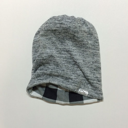 Solid Coloured Slouchy Beanie