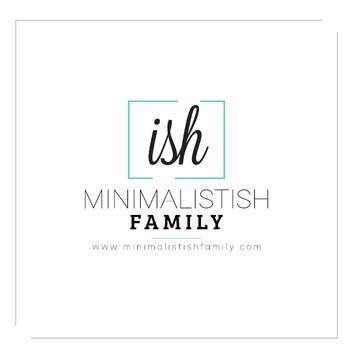 Minimalistish Family - Logo Design by Grey Street Studios