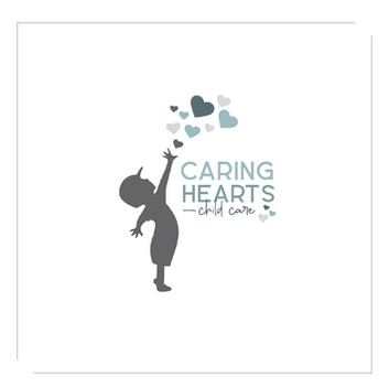 Caring Hearts Child Care - Brand Visioning + Website by Grey Street Studios