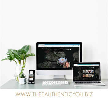 Thee Authentic You by Grey Street Studios