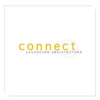 Connect Landscape Architecture - Corporate Logo Design by Grey Street Studios