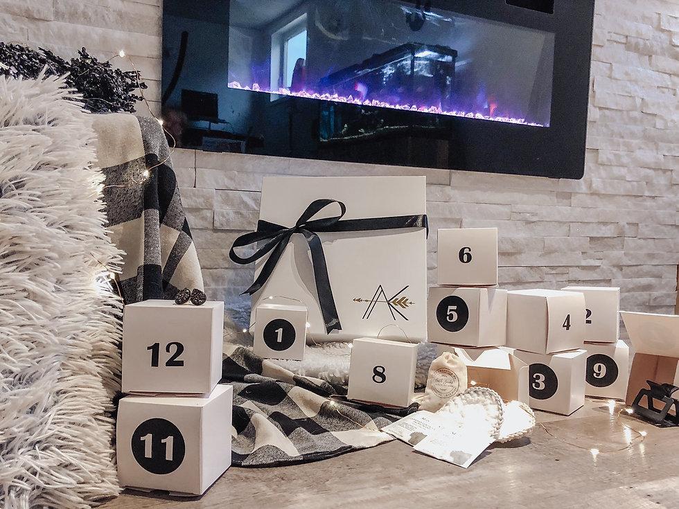 AK Gold Subscription Box Advent Calendar