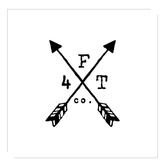 F4T Co. - Logo Design by Grey Street Studios