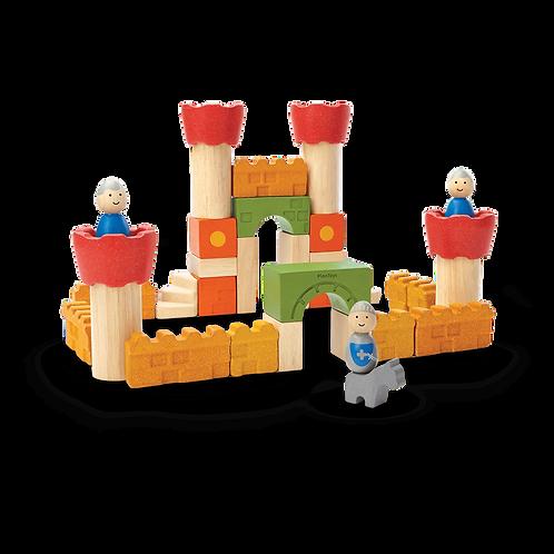 PLAN TOYS  - Bloc de construction chateau